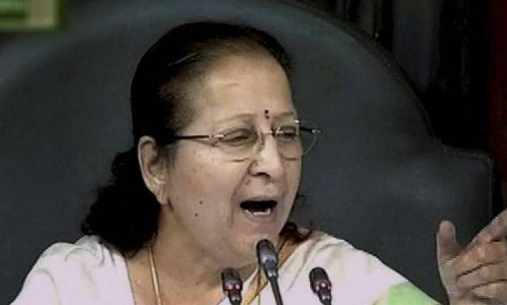 Lok Sabha Speaker suspends 24 AIADMK members for 'unruly