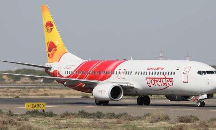 Air India Express passengers suffer nasal bleeding due to