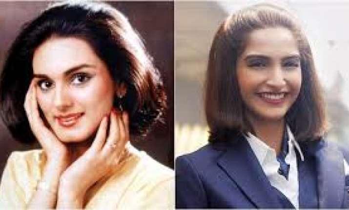 Sonam Kapoor celebrates 3 years of Neerja with this