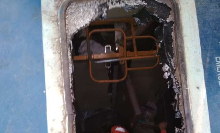 Seemanchal Express derailment: Rescue ops are on