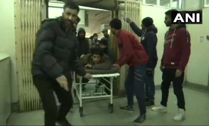 Jammu and Kashmir: Explosion in a school in Pulwama, 10