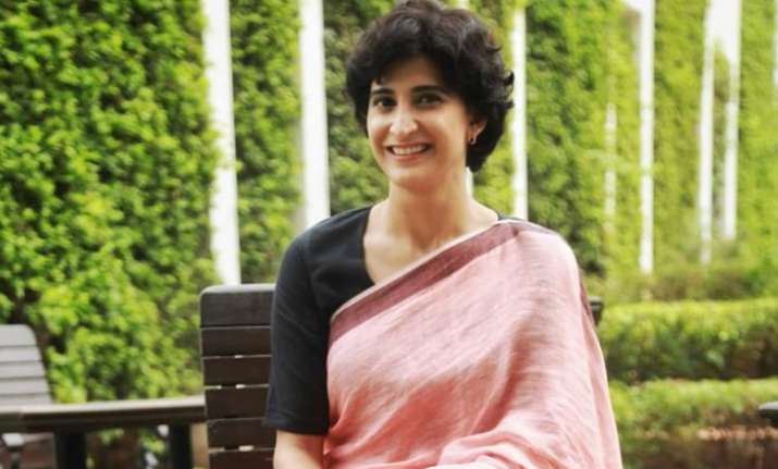 The Accidental Prime Minister actressAahanaKumra: