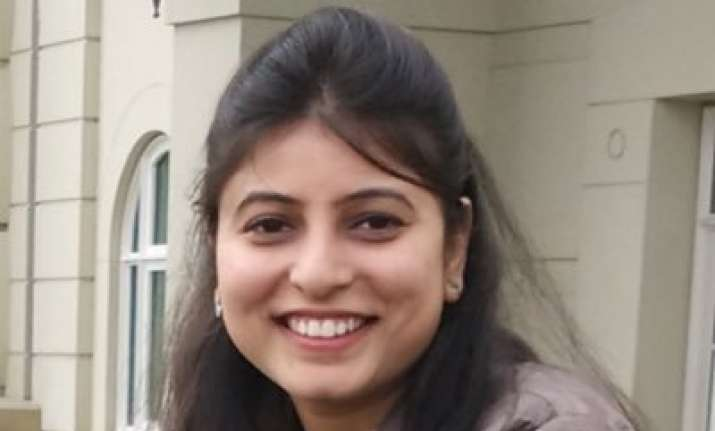 Shikha Garg was among the four Indians killed in the plane