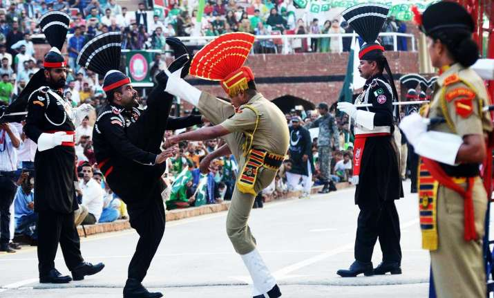 From Gujarat in India to Gujrat in Pakistan: A look at