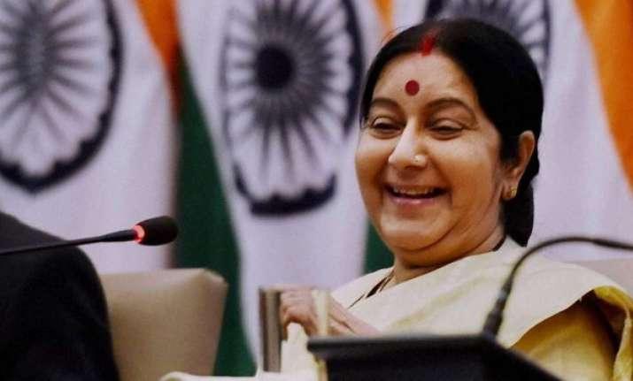 Sushma Swaraj/PTI