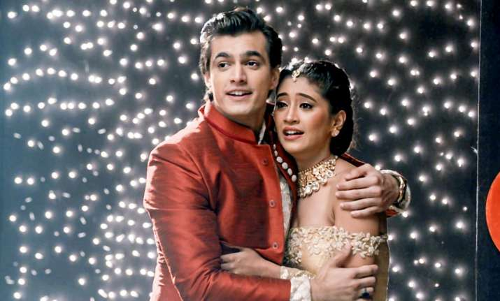 Yeh Rishta Kya Kehlata Hai: Kartik, Naira have a gala time