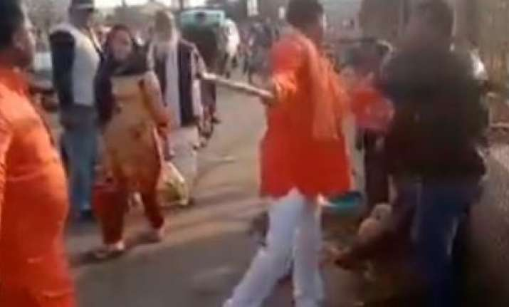 All four accused of beating up Kashmiris in Lucknow arrested