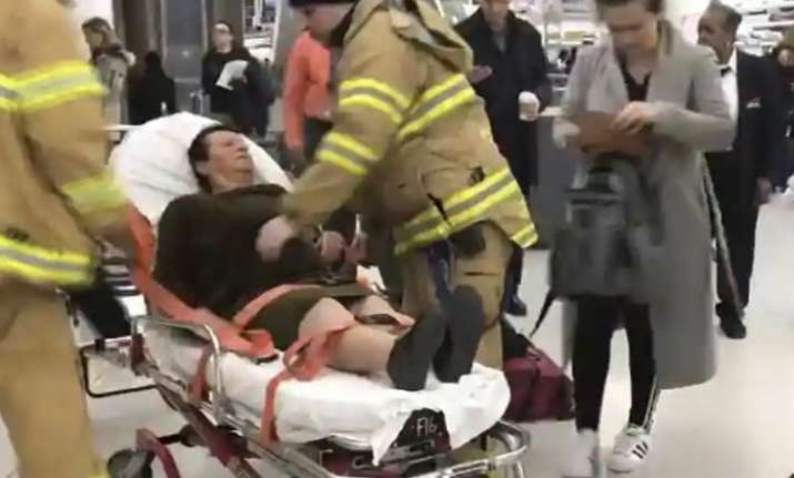 30 injured as turbulence hits Turkish airlines flight to