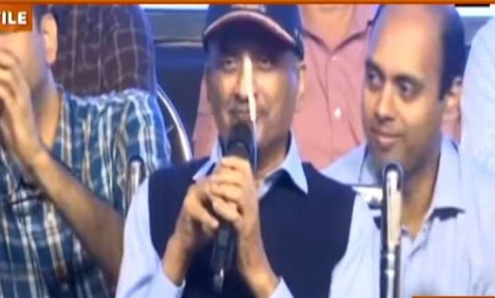 Going down memory lane: When Parrikar charged up audience