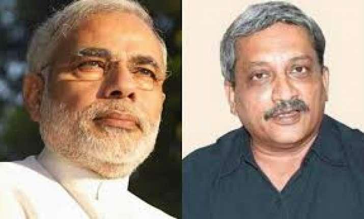 PM Modi biopic poster launch put off on Goa CM's Manohar
