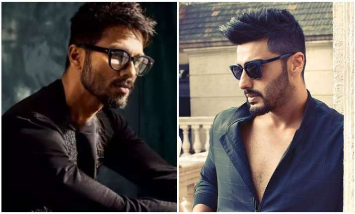 Arjun Kapoor and Shahid Kapoor to collaborate for a film; read details inside