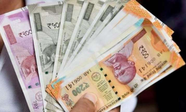 Rupee slips 24 paise to 69.78 against USD on Thursday
