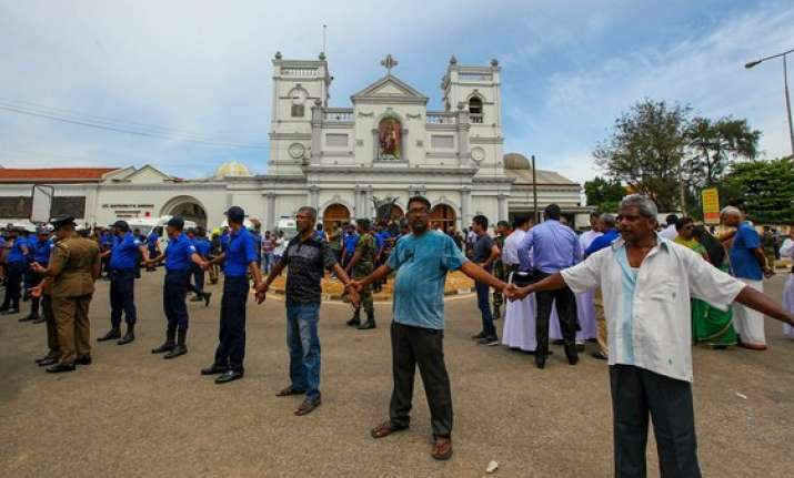 Easter blasts: Death toll down from 359 to 253 as Sri Lanka
