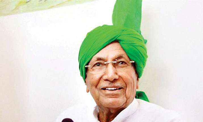 ED attaches Rs 3.68-cr assets of former Haryana CM Chautala