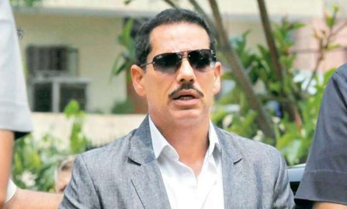 Robert Vadra gets anticipatory bail but cannot leave