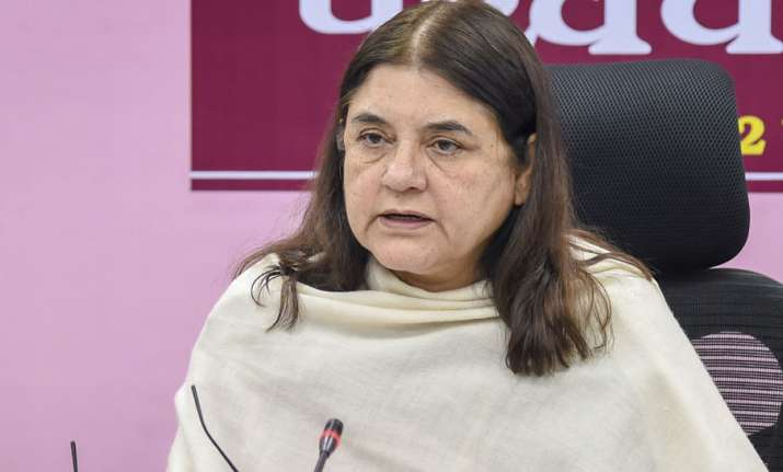 EC bars Azam Khan from campaigning for 72 hours, Maneka