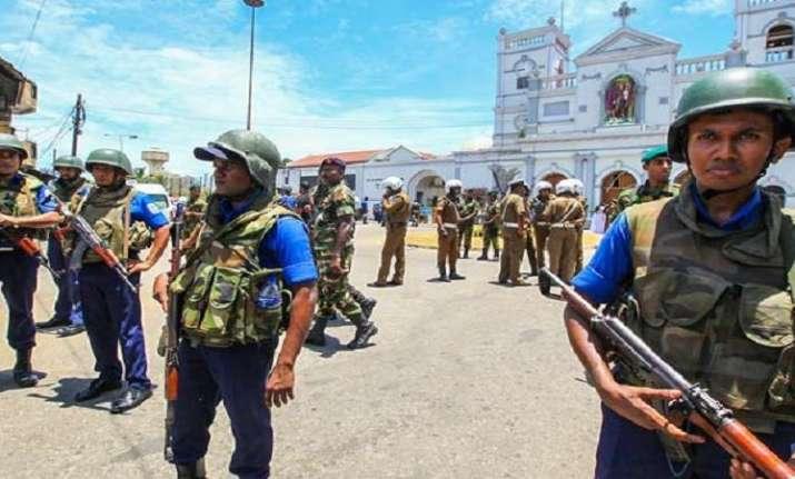 Soon after Sri Lanka named Islamist radical group National