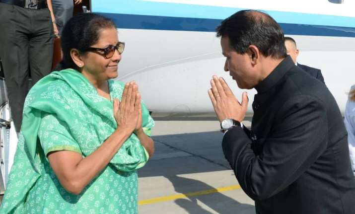 Nirmala Sitharaman is also likely to hold bilateral