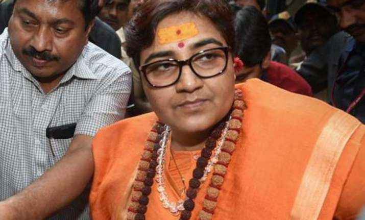 Sadhvi Pragya Singh Thakur is out on bail in the 2008