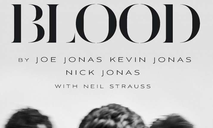 The Jonas Brothers to release memoir, Blood