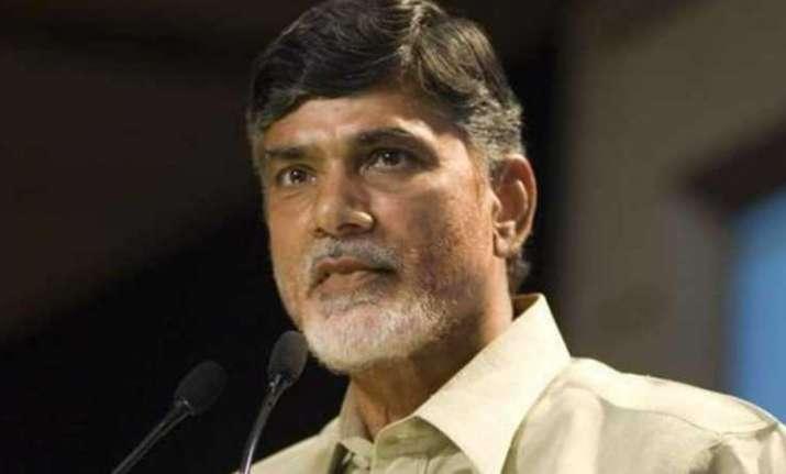 The Telugu Desam Party (TDP) chief said it was disturbing