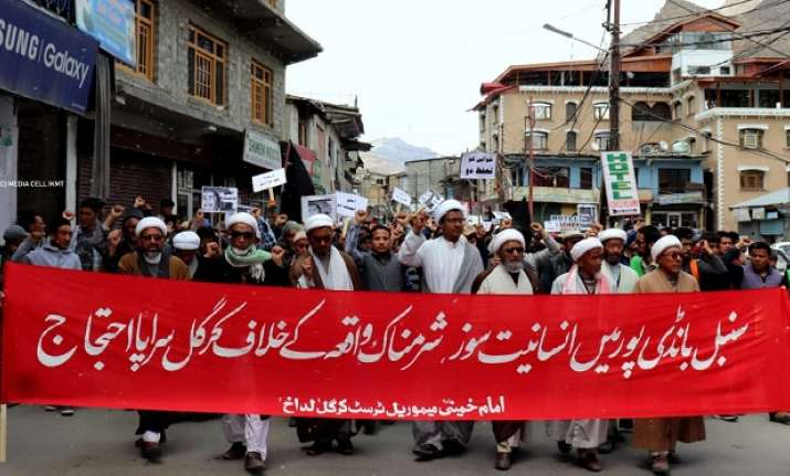 Protests rock Kashmir after the rape of a 3-year-old girl