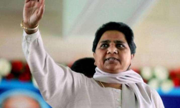 She said her tenures as chief minister ofUttarPradesh
