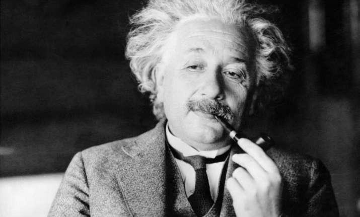 Famed physicist Albert Einstein