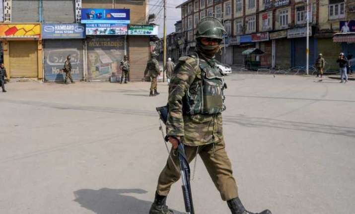 Army called out, curfew imposed in Bhaderwah town