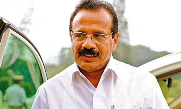 Karnataka's Sadananda Gowda on Thursday took oath as a