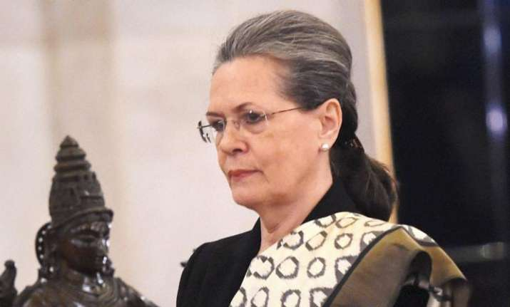 Sonia Gandhi strategizing for Congress, holds meeting with
