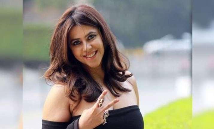 I like the game when it's tough, says Ekta Kapoor