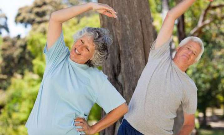 Staying active in midlife