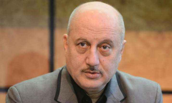 Will never retire from films: Anupam Kher