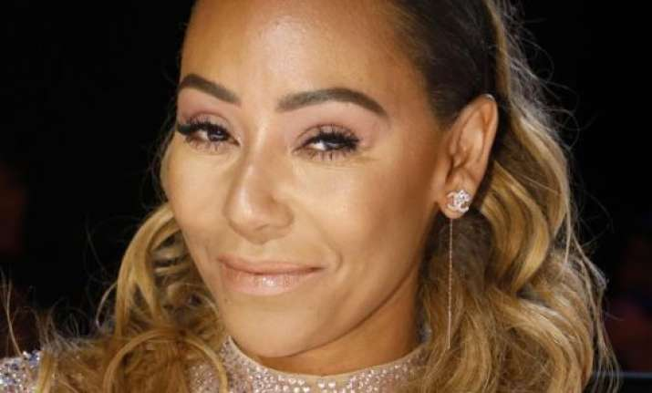 Mel B rushed to hospital after losing vision in right eye