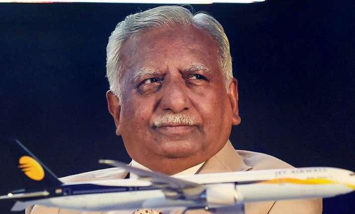 Jet Airways' ex-Chairman Naresh Goyal