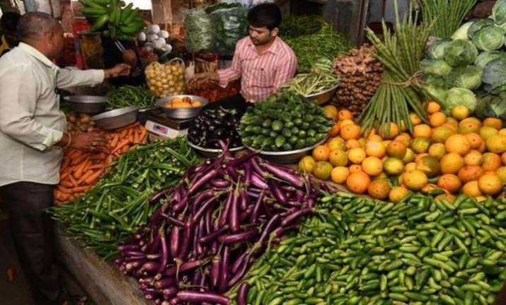Retail inflation inches up to 2.92% in April due to spike