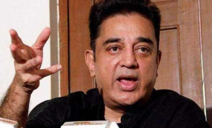 Kamal Haasan seeks anticipatory bail in HC over 'Hindu
