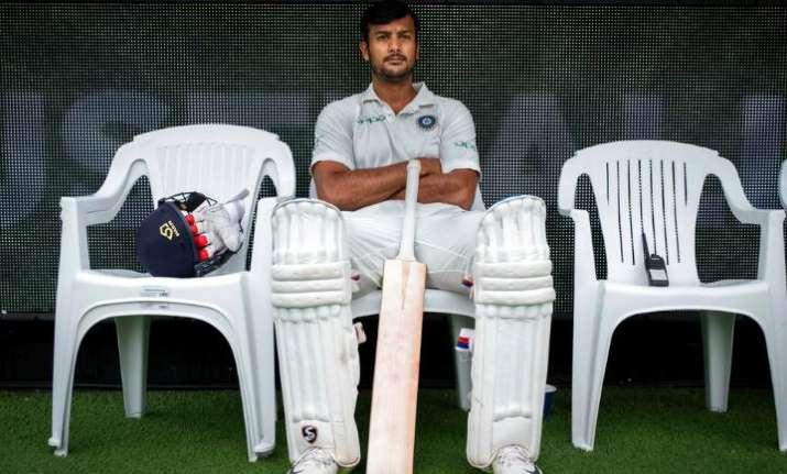 Mayank Agarwal on his dream of playing at MCG
