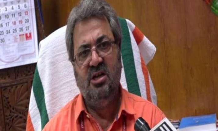 Kerala's Chief Electoral Officer Teeka Ram Meena
