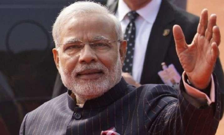 Prime Minister elect Narendra Modi