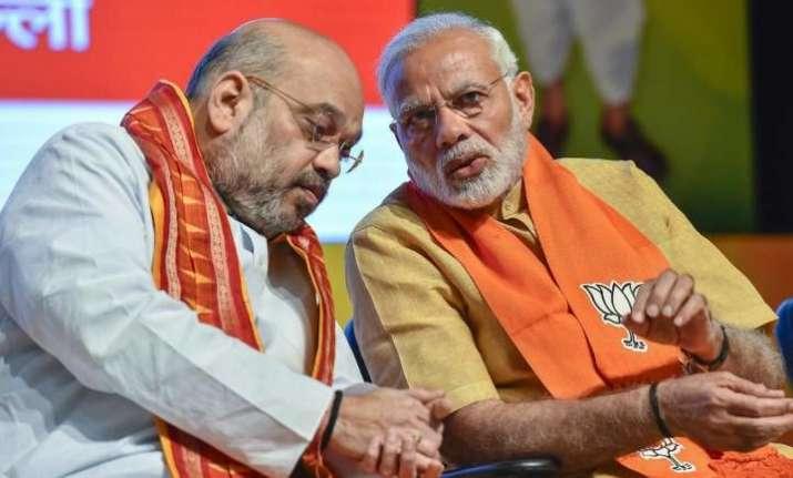 Amit Shah, along with Prime Minister Narendra Modi, has