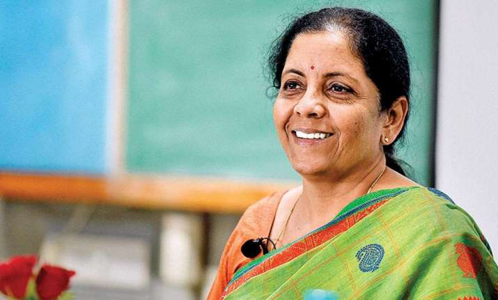 The 59-year-old former JNU student, Nirmala Sitharaman has