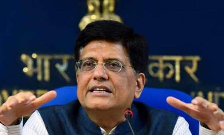 Piyush Goyal may become next Finance Minister