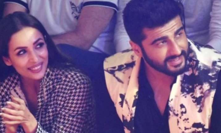 Malaika Arora wants Arjun Kapoor to smile always.