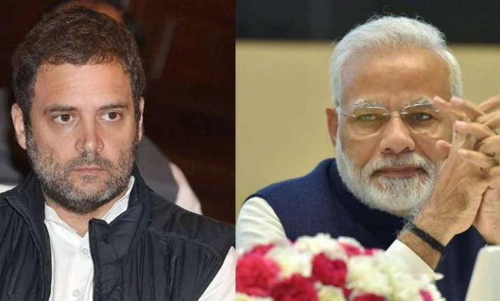 PM Modi and Rahul Gandhi are scheduled to address rallies