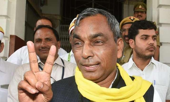 Suheldev Bhartiya Samaj Party (SBSP) Chief Om Prakash
