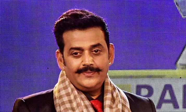 BJP Candidate from Gorakhpur Ravi Kishan