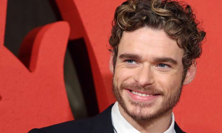 Richard Madden 'grateful' for Game of Thrones role