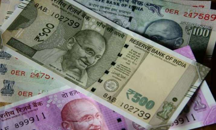 Rupee crashes to over 2-month low on foreign fund outflows